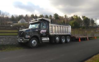 Diehl Paving truck