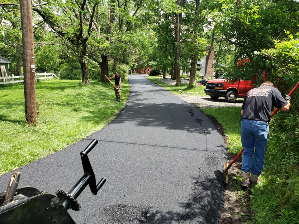 What Professional Paving Looks Like 8