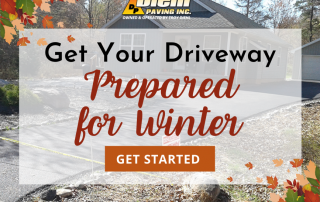 November Email - Prepare Your Driveway For Winter! ❄ 3